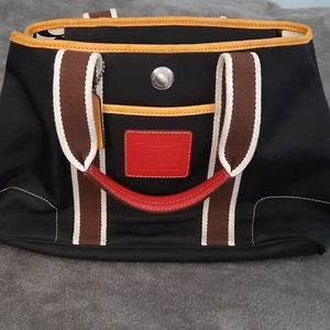 Coach Small Tote Bag Style 5078